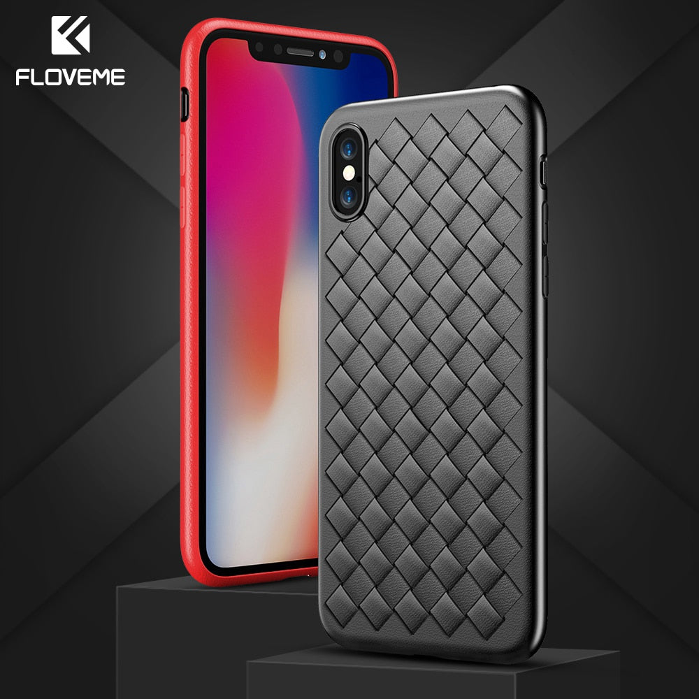 Luxury Classic Case  For iPhone 7/7+/8/8+/X