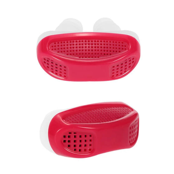 red anti snoring device