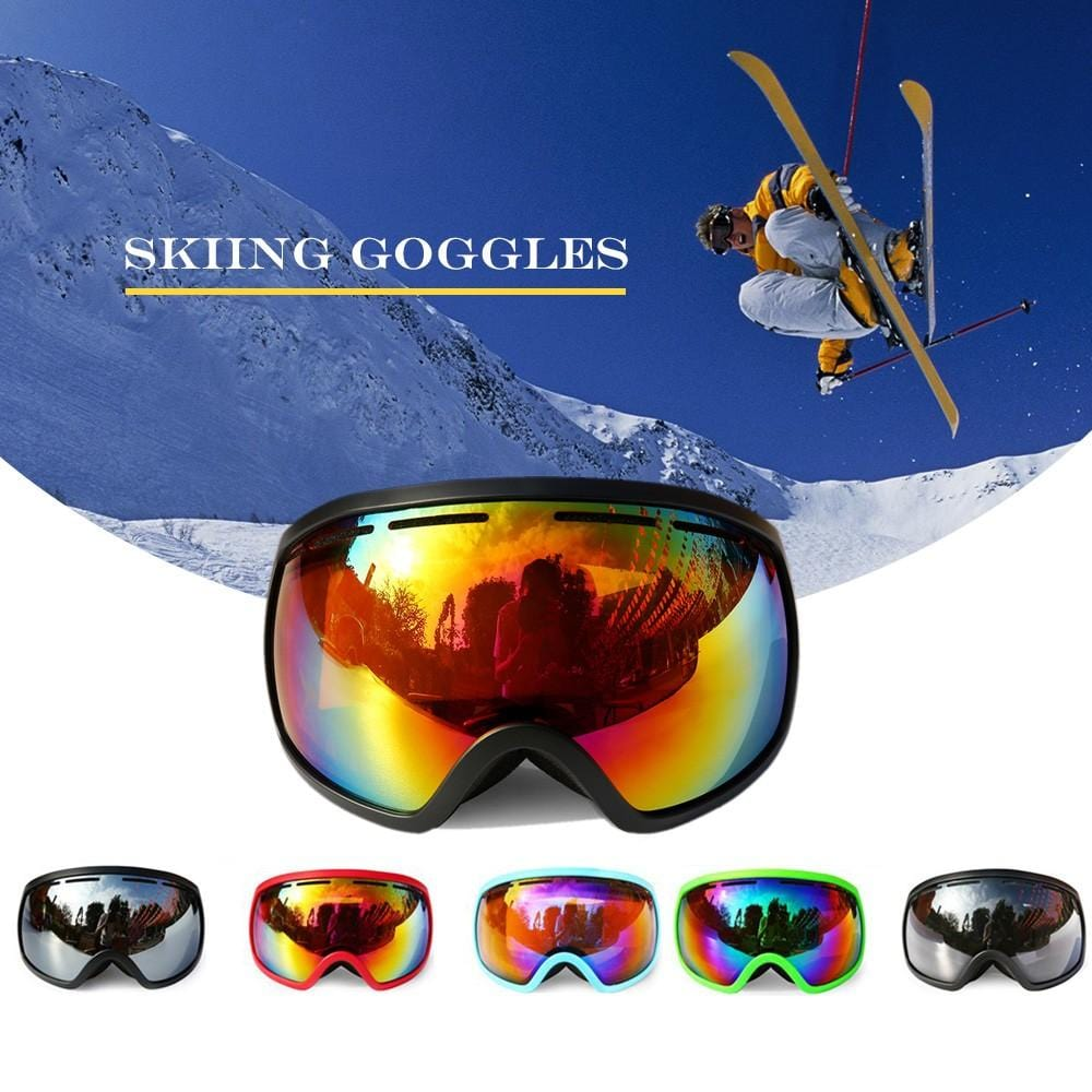 Winter Skiing  Snowboard Goggles
