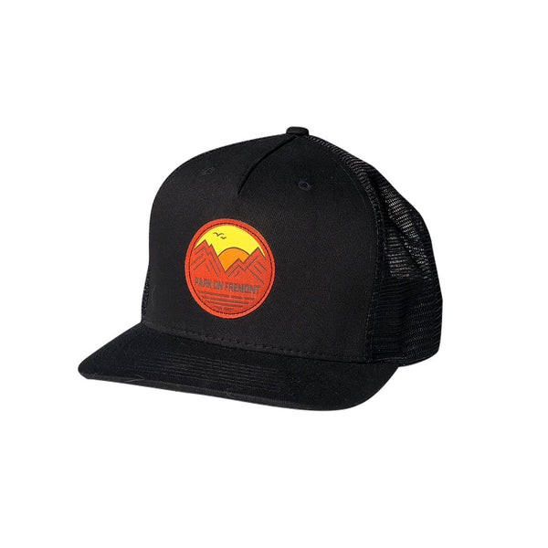 Red Rock Patch, Black Hat