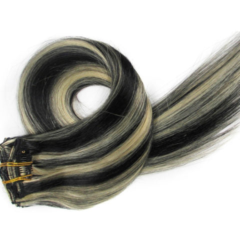 22 inch  Clip In Hair Extensions 70g/pack