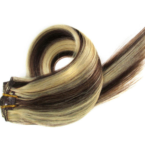 18 inch  Clip In Hair Extensions 70g/pack