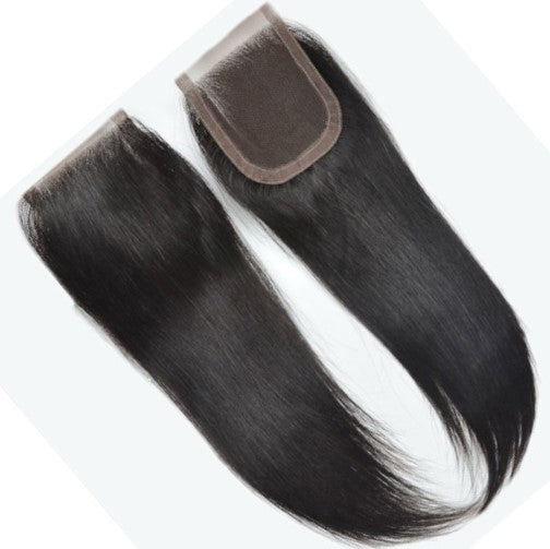 Luxury Mink Straight Lace Closure - IamKiyomi