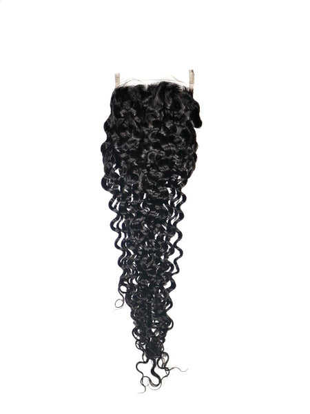 Luxury  Mink Kinky Curly Lace Closure