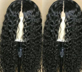 180% Density Human Hair 360   Lace Frontal Wig - loose wave,deep wave,water wave, deep curly  and loose wave - IamKiyomi