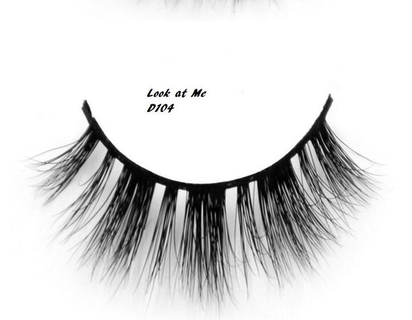 Look at me 3D Mink Lashes - IamKiyomi