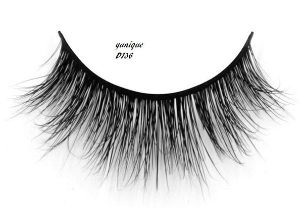 Yunique 3D Mink Lashes - IamKiyomi