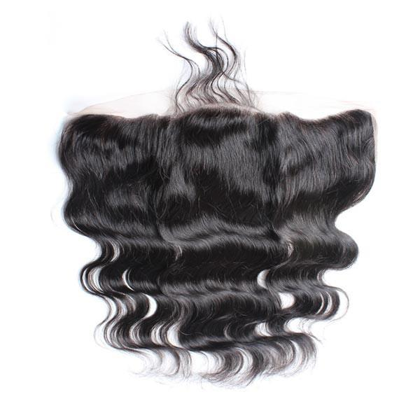 Brazilian Luxury 10A Mink Body Wave Lace Frontal - IamKiyomi
