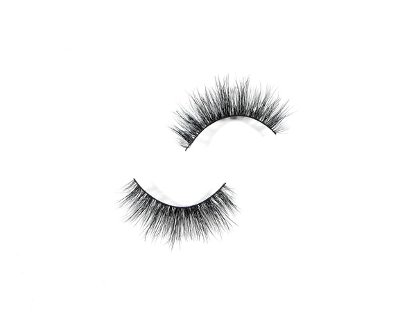 Black China 3D Mink Lashes - IamKiyomi