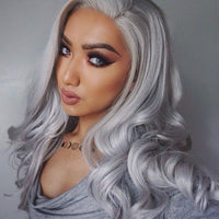 Add  Color  or Ombre color Hair for wigs* specify color in check out notes * - IamKiyomi