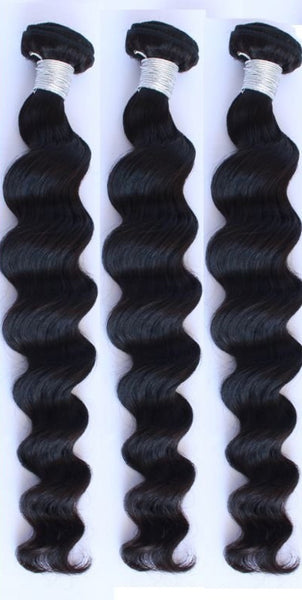 Brazilian Luxury Mink Loose Curly Hair - IamKiyomi