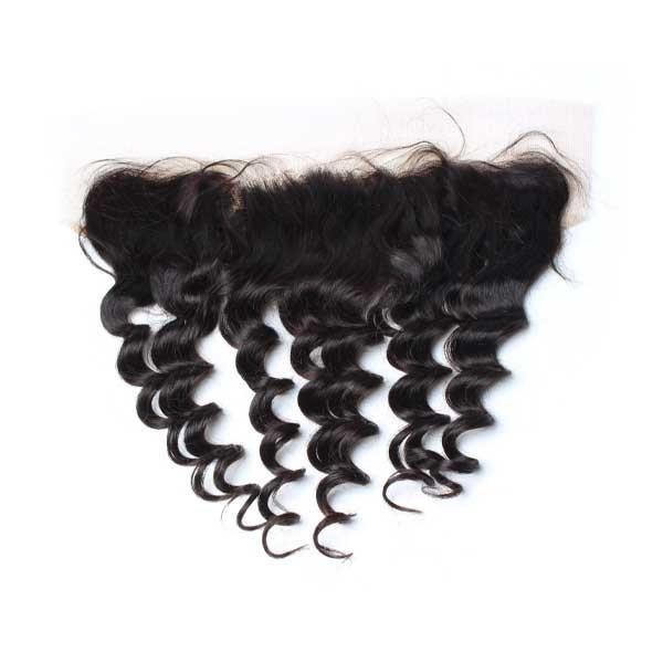 Brazilian Luxury  Mink Loose Wave Lace Frontal - IamKiyomi