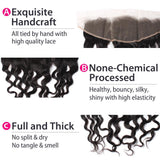Luxury Mink Natural Wave Lace Frontal - IamKiyomi