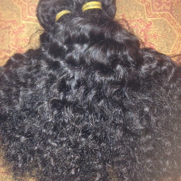 Raw Indian curly - IamKiyomi
