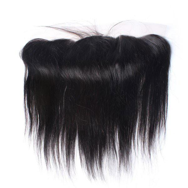 Brazilian Luxury 10A Mink Straight Lace Frontal - IamKiyomi