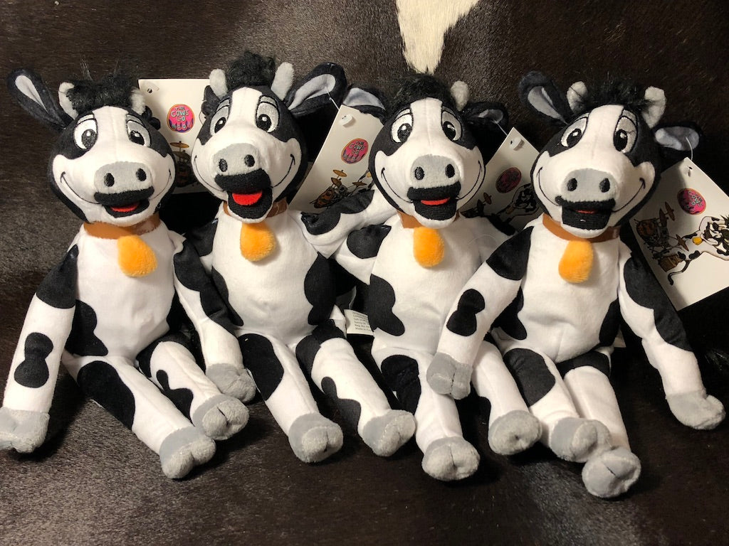 Herd of Four BEAKERS! - The Cows Go Moo!