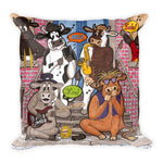 The Cows Squishy Pillow!
