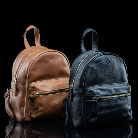 Top Leather Backpack Brands