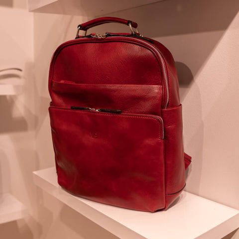 Trendy Leather Backpacks