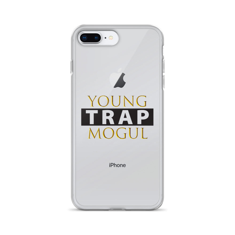 'Young Trap Mogul' brand name Iphone case