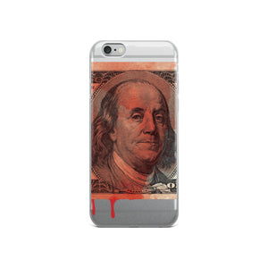 'Blood Money' iPhone Case