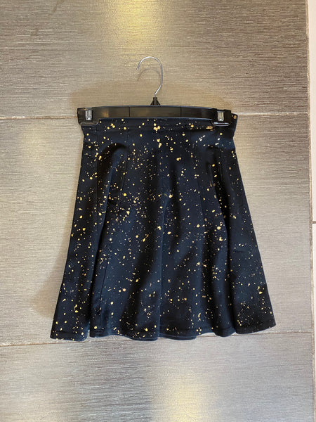 KIDS Hardtail Fit 'n Flare Paint Splatter Skirt