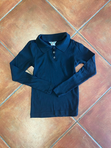 KID'S Hardtail Polo Long-sleeve Top