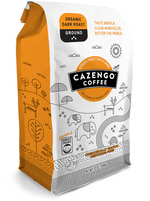 Cazengo Coffee - Dark Roast Ground