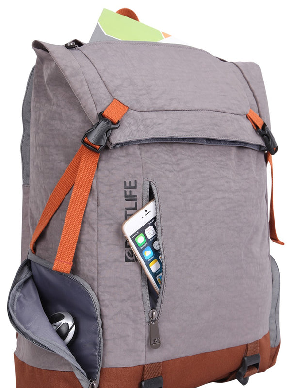 Retro Carry On Laptop Backpack