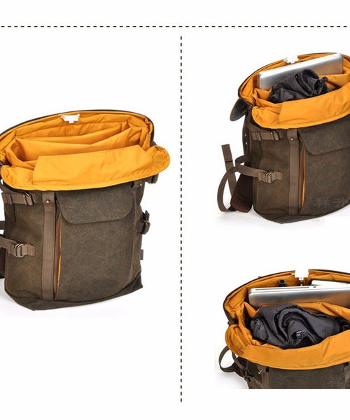 Nat Geo DSLR Camera and Laptop Backpack