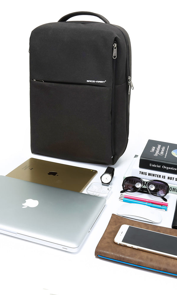 Sleek Carry On Laptop Backpack