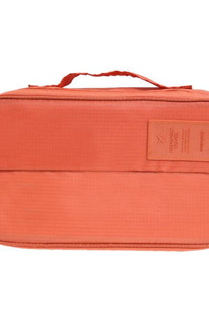 Packing Cubes travel sized organizer orange