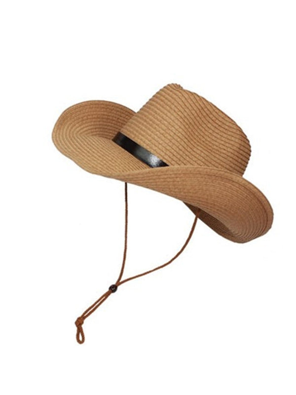 Foldable Cowboy Hat