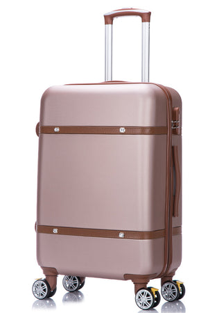 Luxury Rolling Hard Shell suitcase