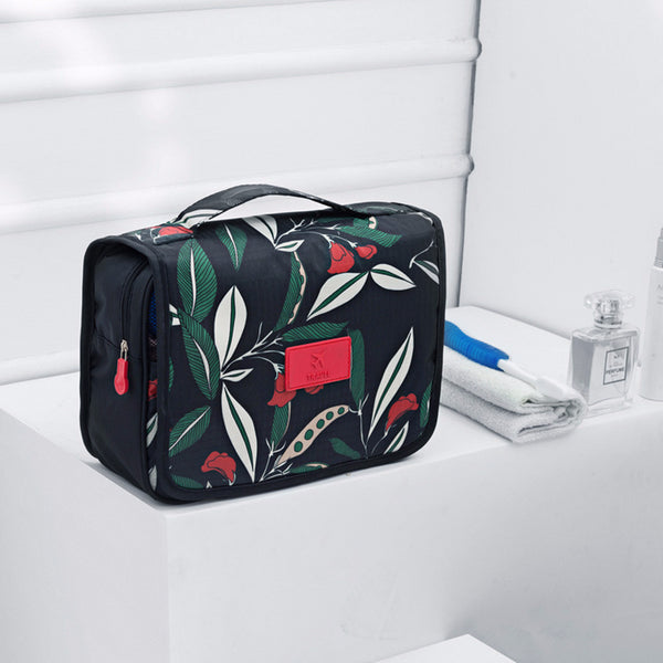 Compact Hanging Toiletry Bag