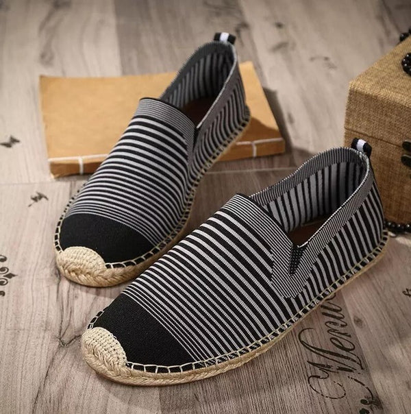 Foldable Men's Slip On Espadrilles