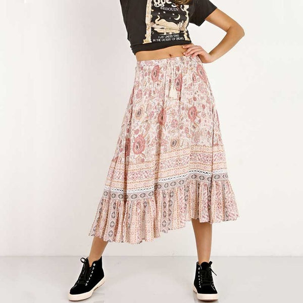 Gypsy Two-Piece Skirt Set