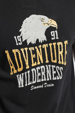 Adventure Wilderness Men's Tee