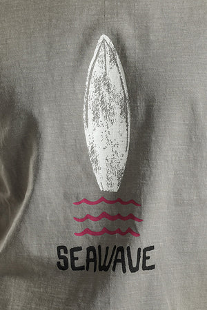 Seawave 100% Cotton Tee