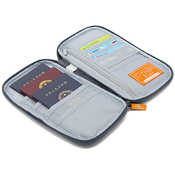 Passport and Document Travel Wallet