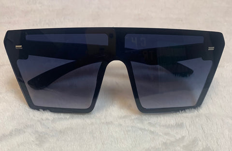 """Smoked Out"" Sunglasses"