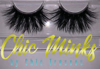 """Fluffy"" Mink Lashes"
