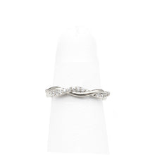 Flowing Stackable Ring