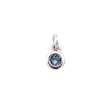 Birthstone Accent Charm