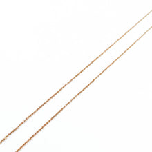 Gold Classic Cable Chain