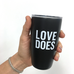 Love Does Tumbler (8 oz): Miir