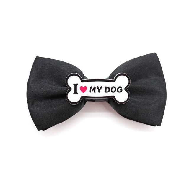 Mens Pet Bow Tie