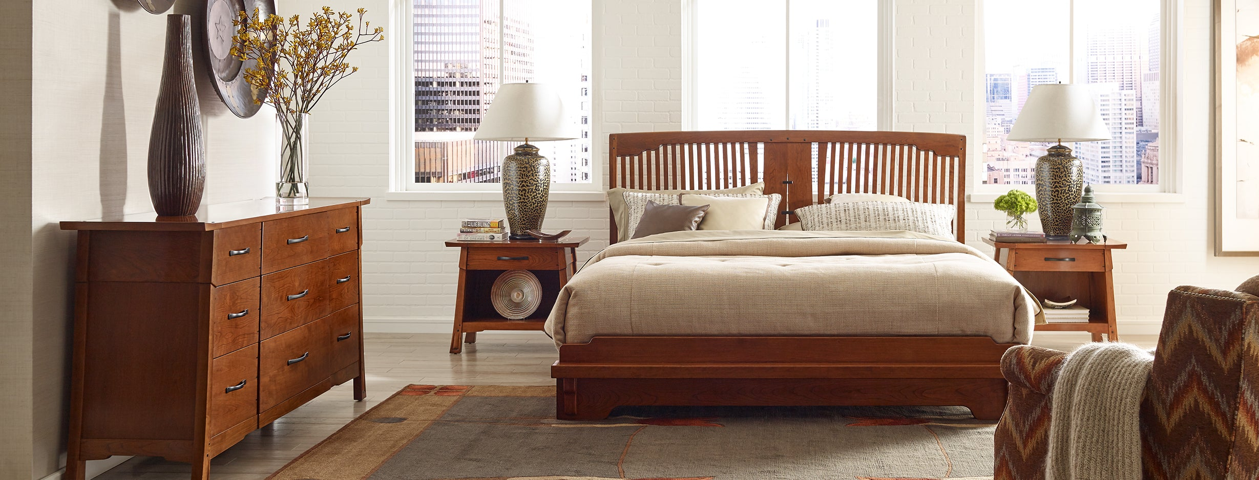 Pasadena Bungalow by Stickley Collection Banner Image