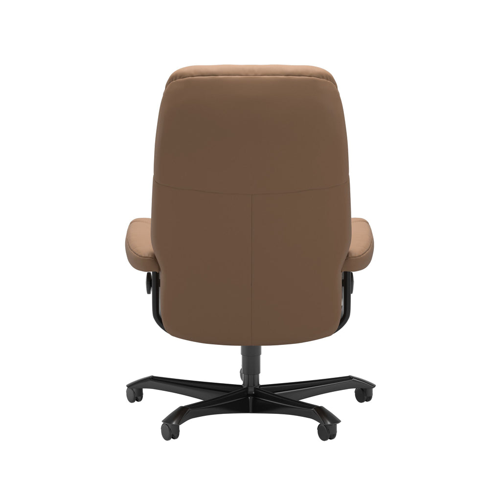 Stressless® Consul Office Chair Office Chair Stressless - Jordans Interiors