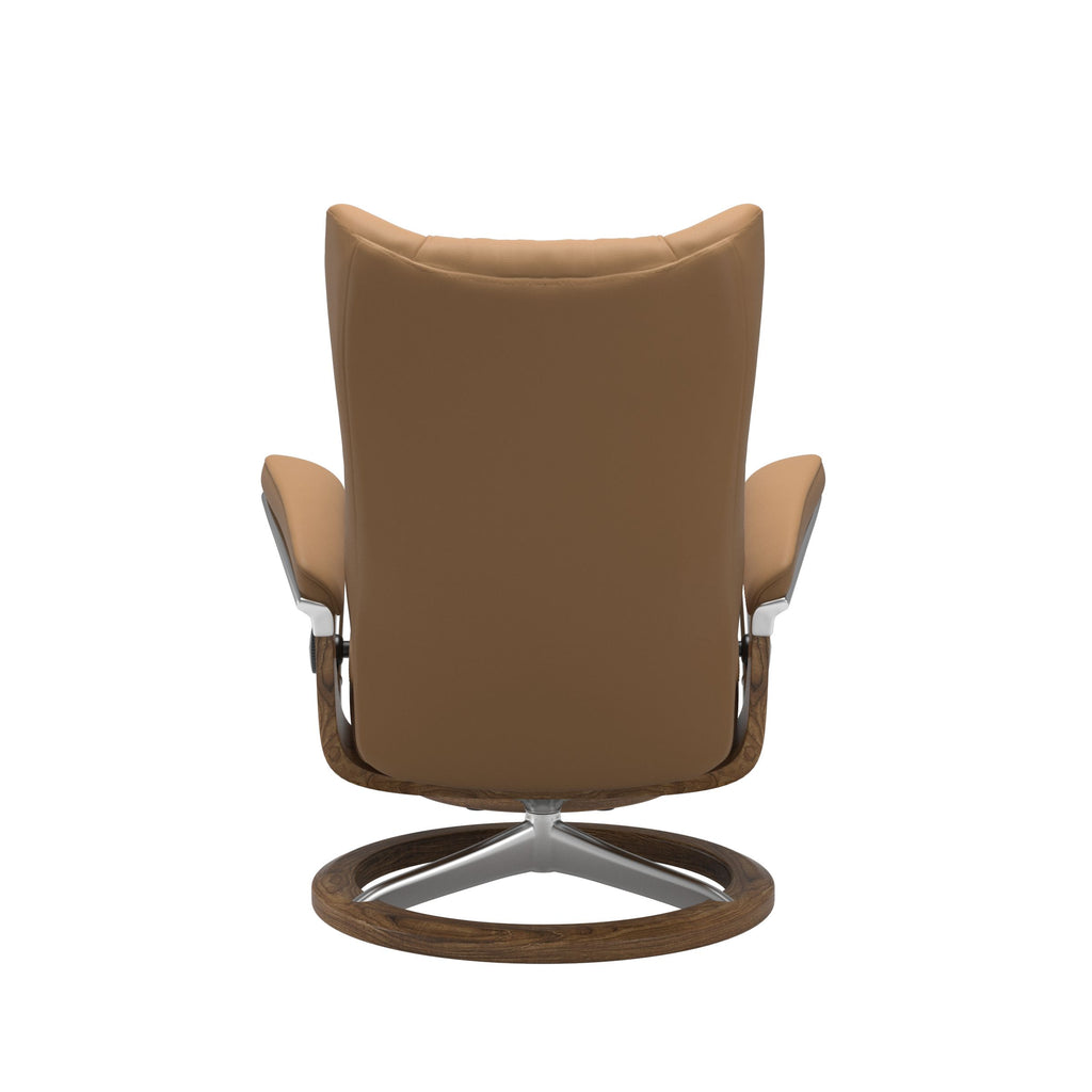 Stressless® Wing Recliner Chair - Signature Office Chair Stressless - Jordans Interiors